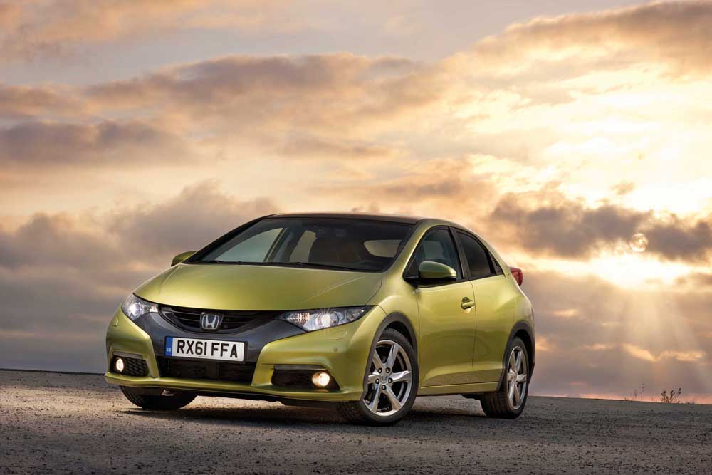 Photo of Honda Civic 2012 [press kit]