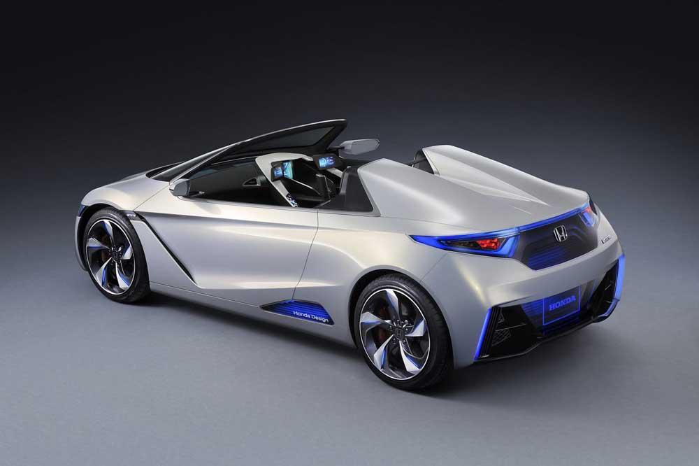 Photo of Honda  EV-STER [concept car]