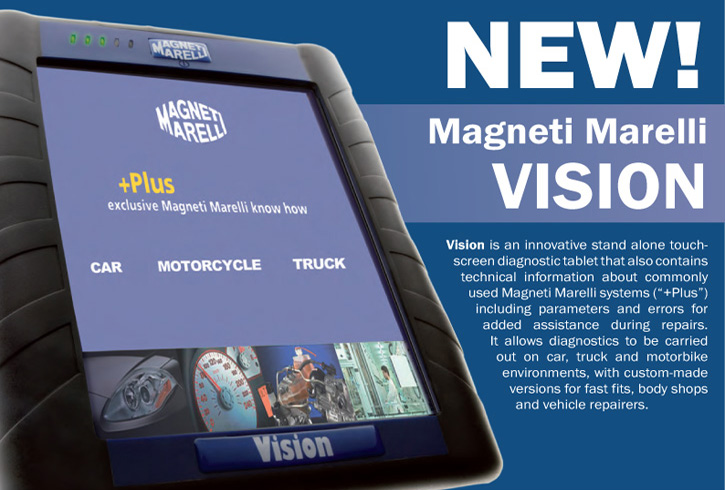 Photo of Magneti Marelli, το νέο Tester Vision [vid]