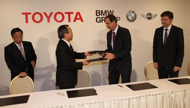 Photo of BMW Group & Toyota Motors, συνεργασία ισχύος!