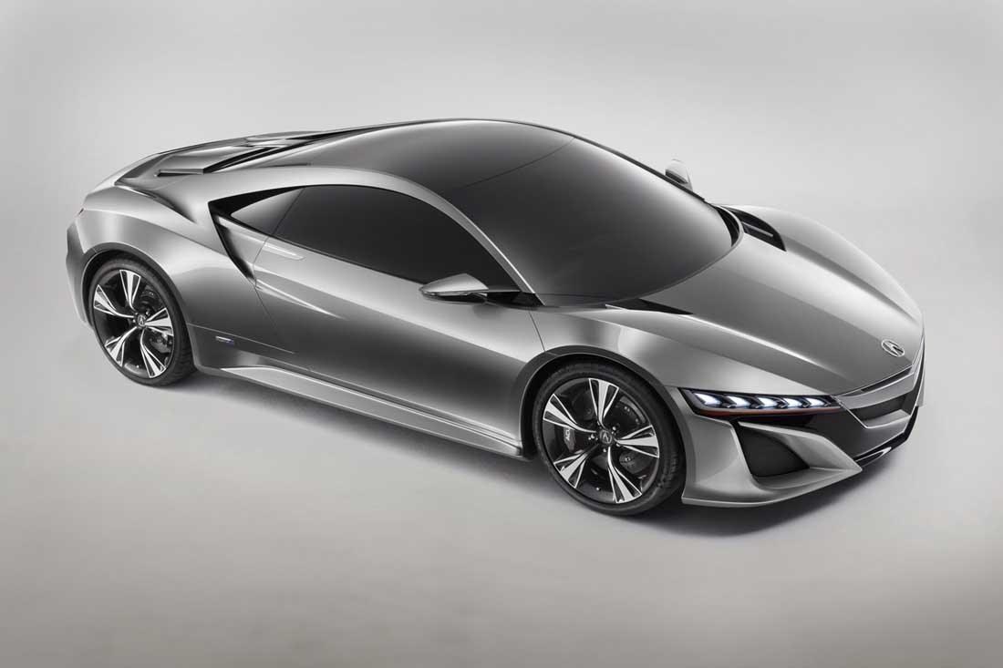 Photo of Honda NSX [concept]