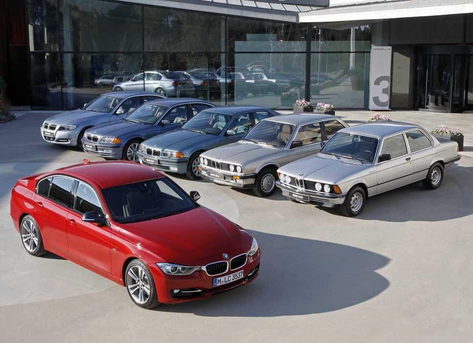 Photo of Η BMW Σειρά 3 στο πέρασμα των χρόνων