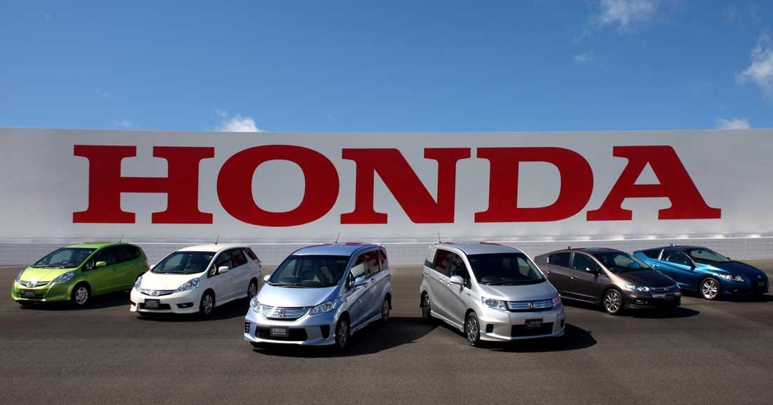 Photo of Honda, ξεπέρασε τις 800.000 υβριδικές πωλήσεις!