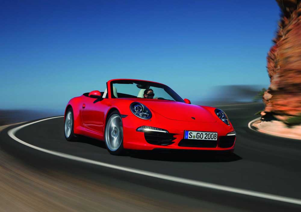 Photo of Porsche 911 Carrera Cabriolet [new model]