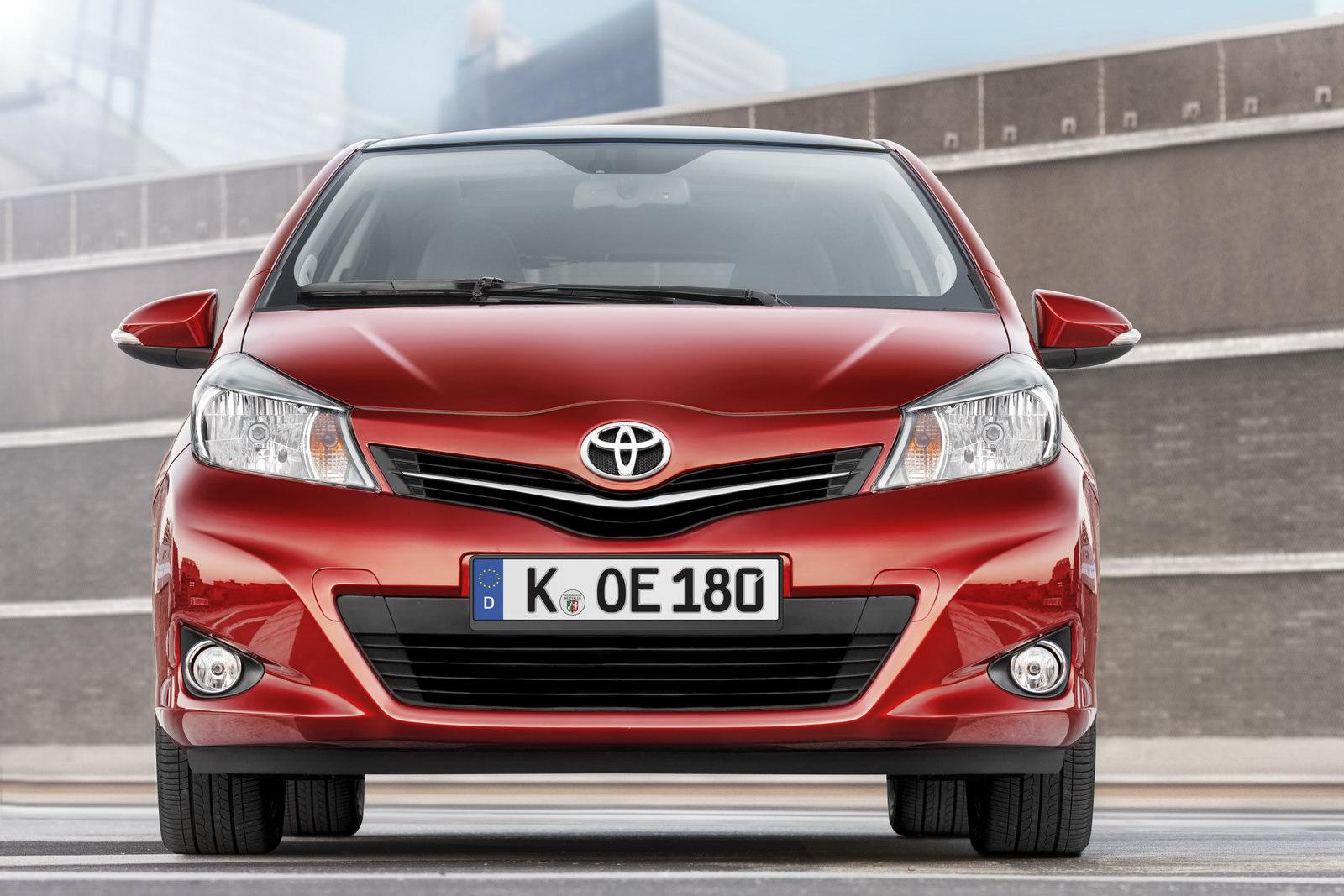 Photo of Η Toyota είναι η πρώτη αυτοκινητοβιομηχανία στην Ευρώπη  με τις χαμηλότερες μέσες εκπομπές CO2