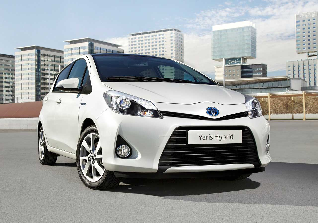 Photo of Toyota Yaris Hybrid [new model]
