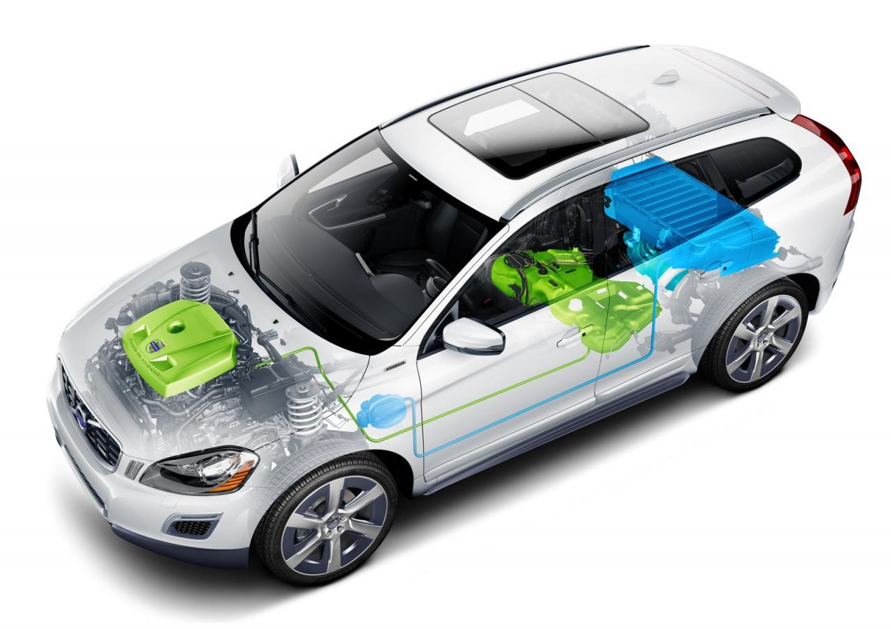 Photo of Volvo XC60 Plug-in Hybrid [concept]
