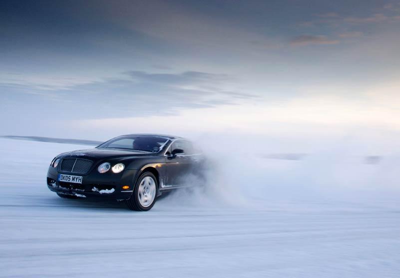Photo of Bentley Power on Ice