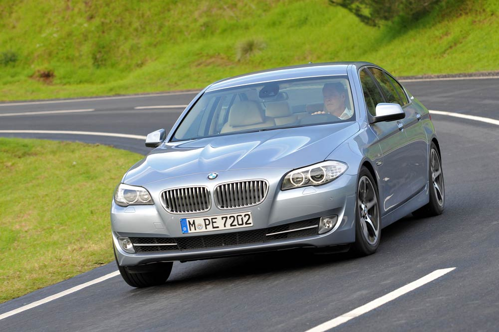 Photo of BMW ActiveHybrid 5 [upd+green]