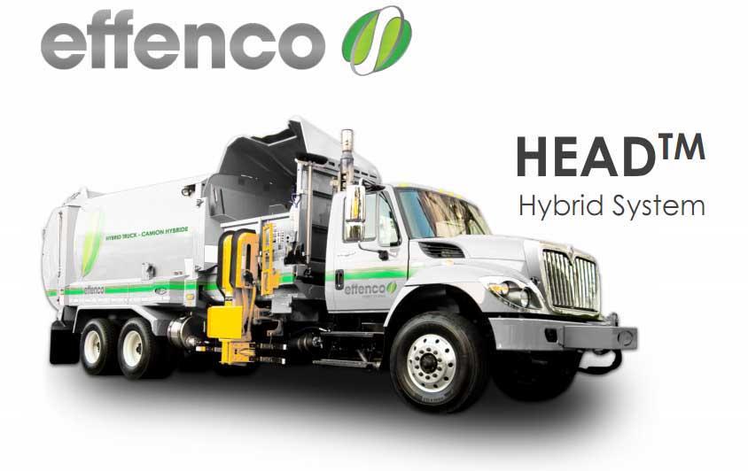 Photo of Effenco, υβριδικό σύστημα για φορτηγά!