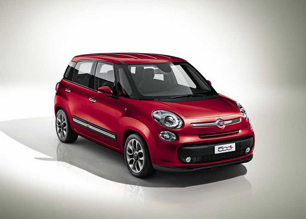 Photo of Fiat 500L [new model]