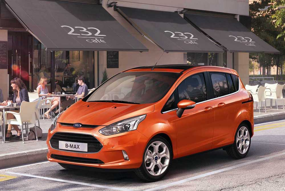 Photo of Ford B-MAX [first pic]
