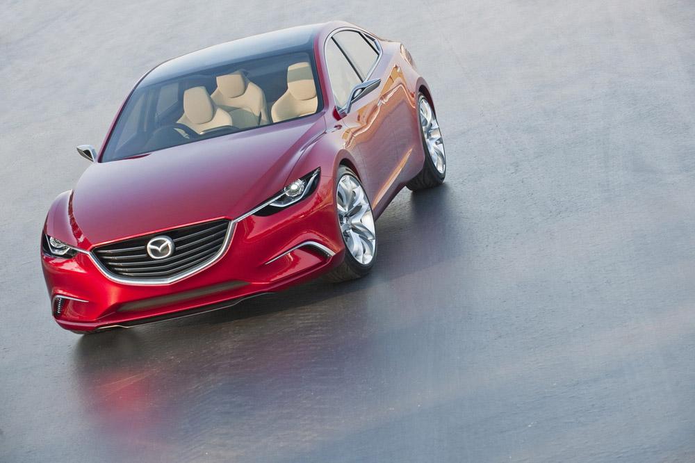 Photo of Mazda Takeri [concept car]