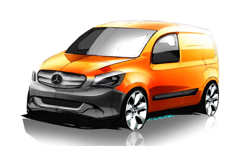 Photo of Mercedes-Benz Citan [new van]