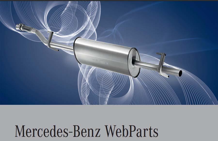 Photo of Mercedes-Benz WebParts, επιλέξτε online γνήσια ανταλλακτικά!
