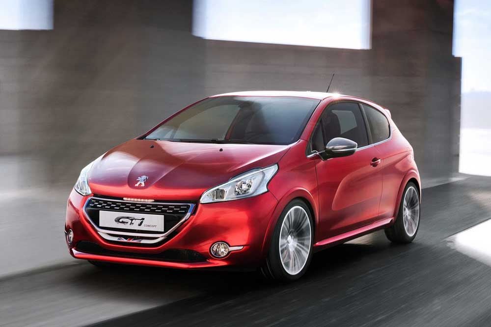 Photo of Peugeot 208 GTi [concept]