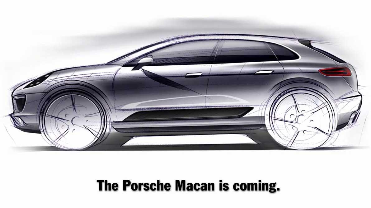 Photo of Macan,  η ονομασία της νέας Porsche [vid]