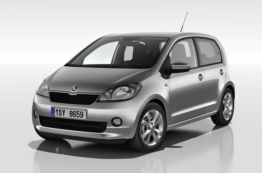 Photo of Skoda Citigo [5 door]