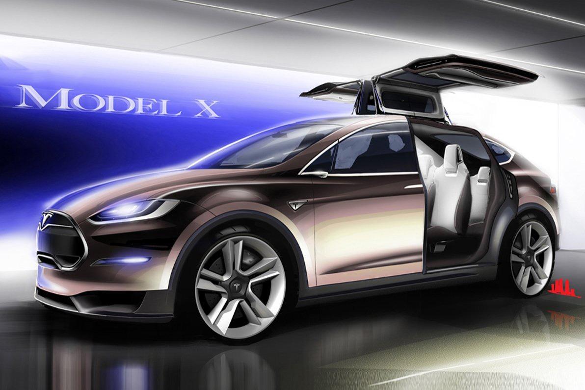 Photo of Tesla Model X, η άλλη όψη ενός EV!