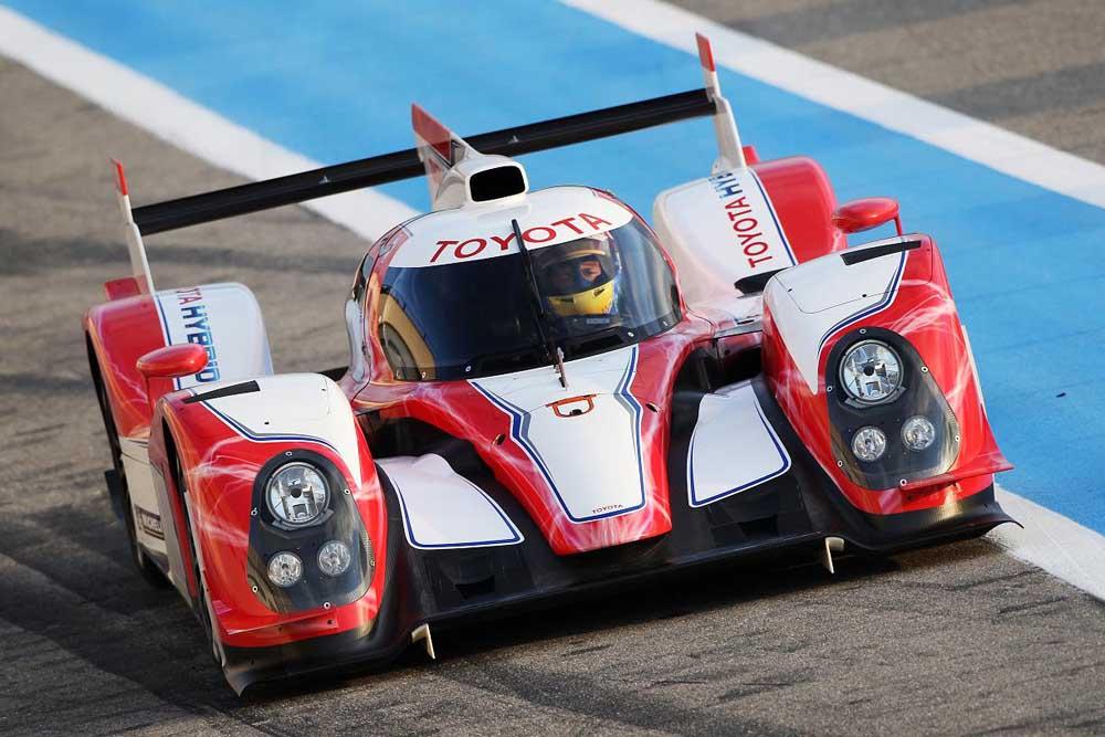 Photo of Τα σχέδια της Toyota Racing για το 2012