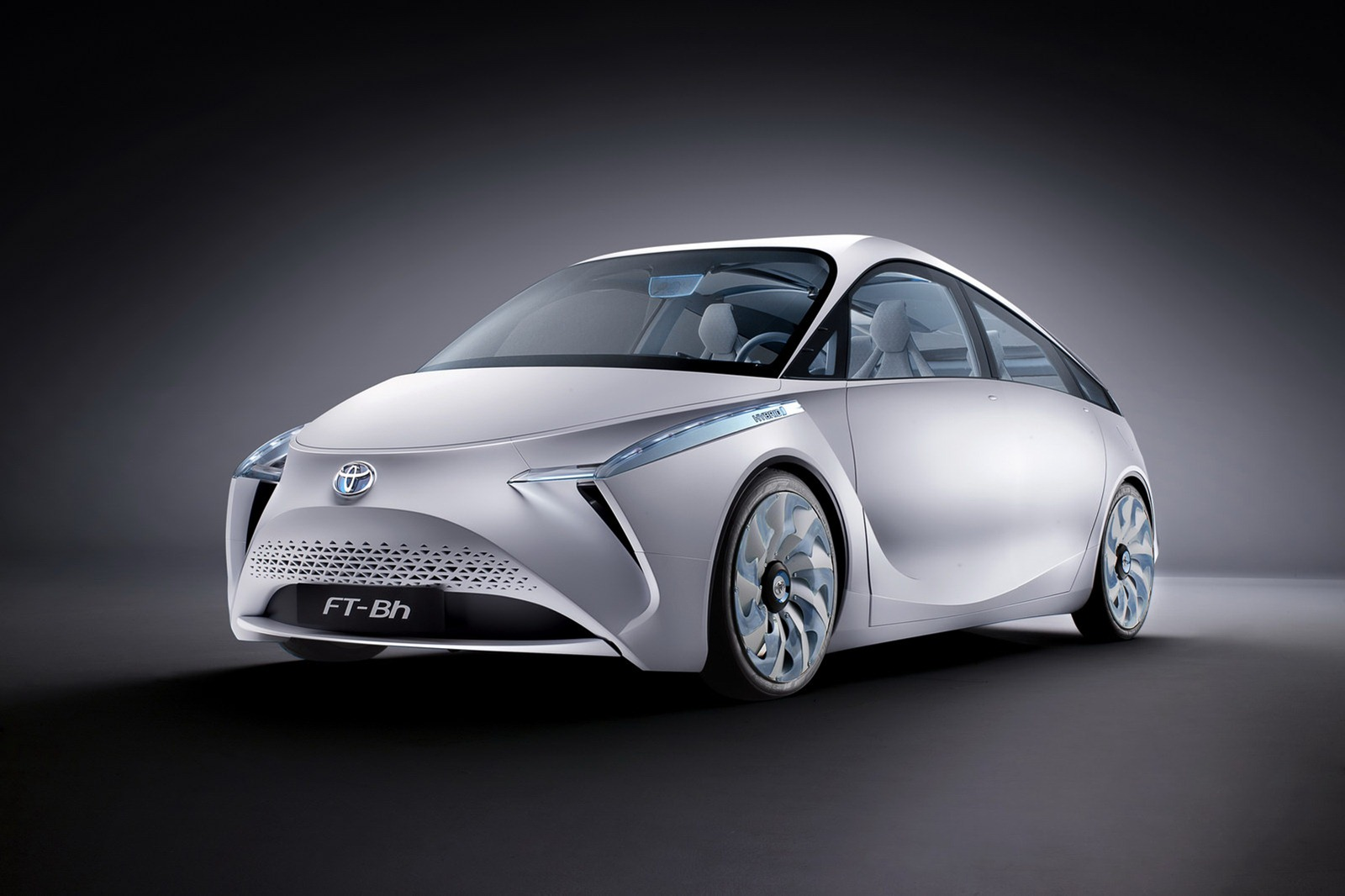 Photo of Toyota FT-Bh [concept]