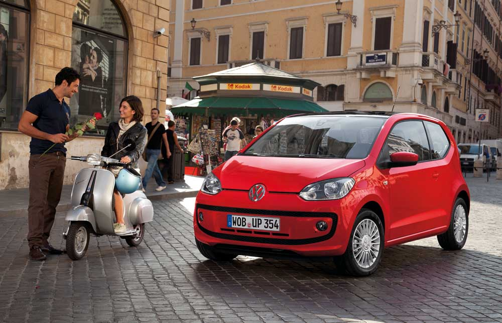 Photo of Volkswagen up! [market]