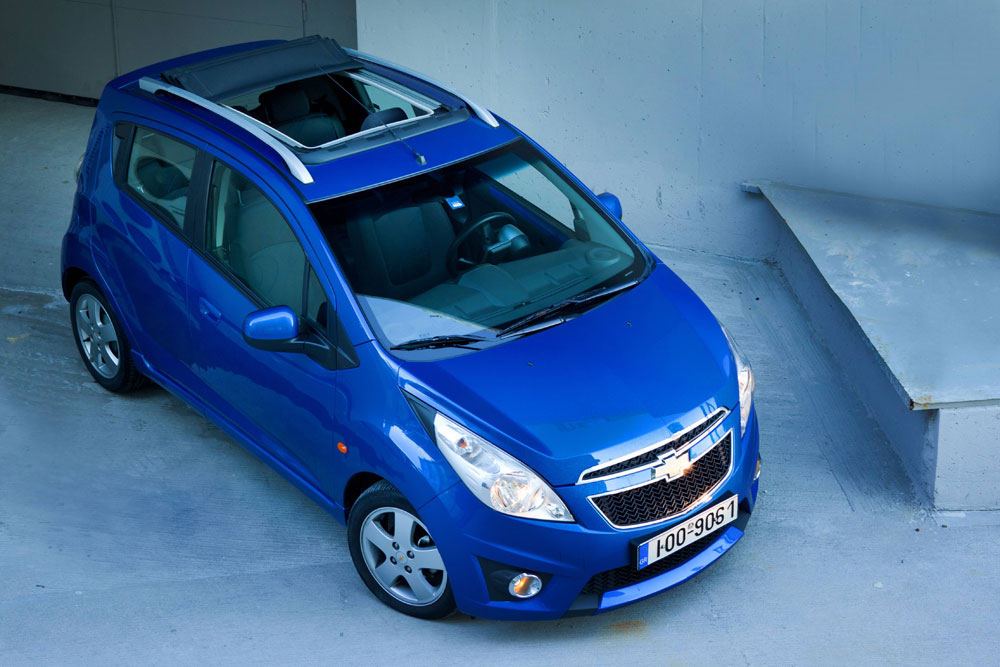 Photo of Chevrolet, έκδοση Topless για το Spark!