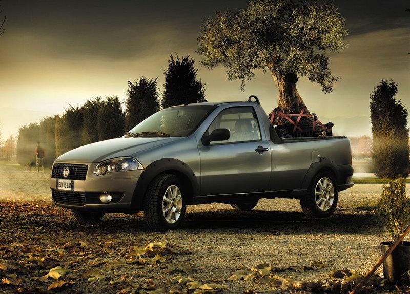 Photo of Fiat Strada [new LCV]
