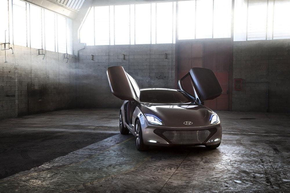 Photo of Hyundai i-oniq [concept]