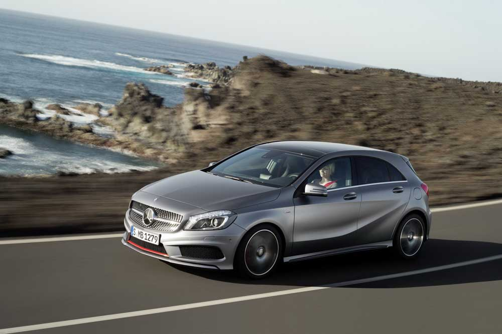 Photo of Mercedes-Benz A-Class [new model+vid]
