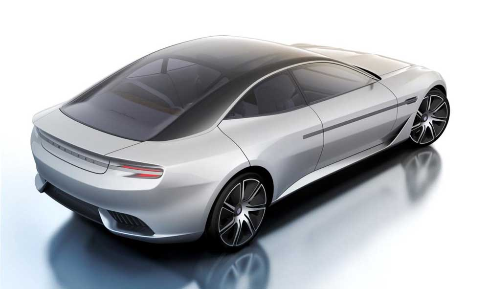 Photo of Pininfarina Cambiano [concept]
