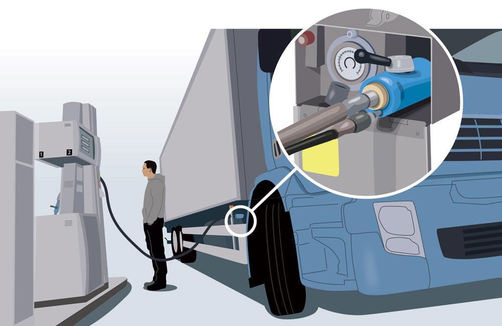 Photo of Η Volvo Trucks υποστηρίζει την υγραεριοκίνηση