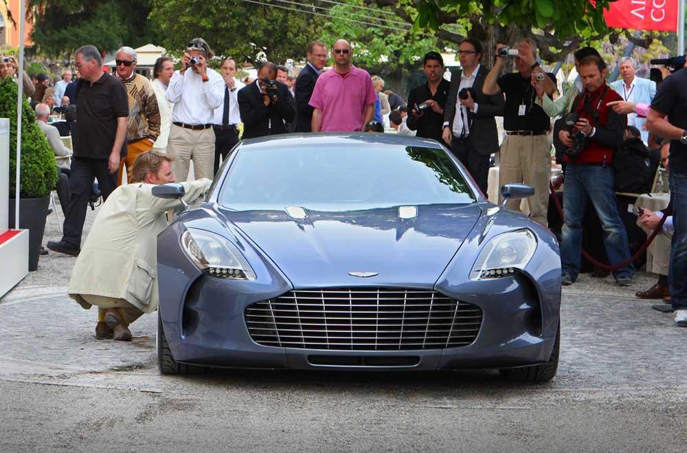Photo of Aston Martin, τέλος για την One-77!