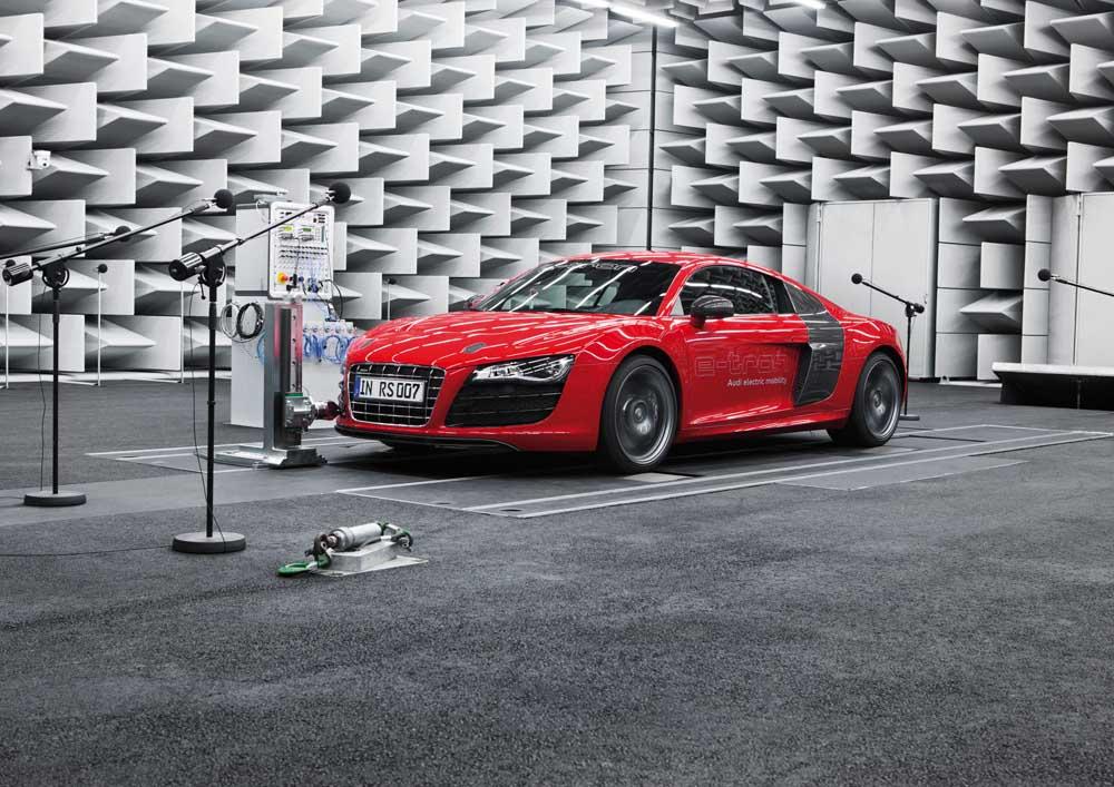 Photo of Audi, τεχνητός ήχος για το e-tron!