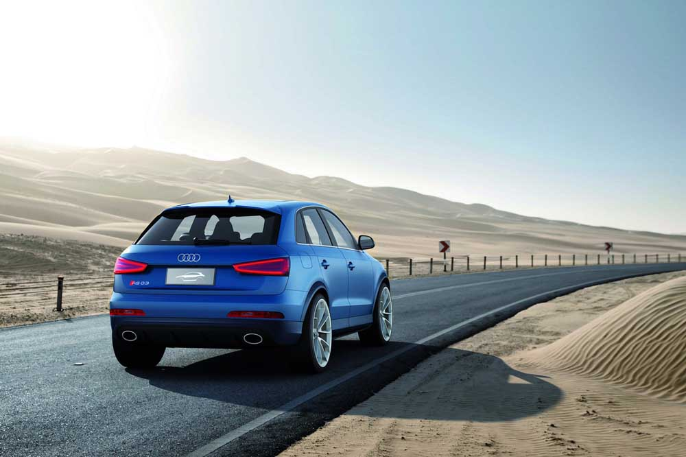 Photo of Audi RS Q3 [concept]
