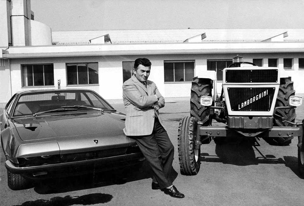 Photo of Lamborghini, από τα αλώνια στα σαλόνια!