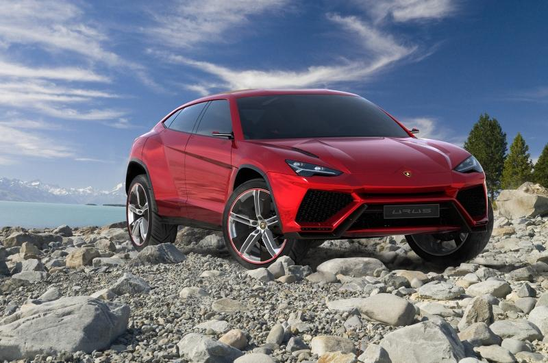 Photo of Lamborghini Urus [concept]