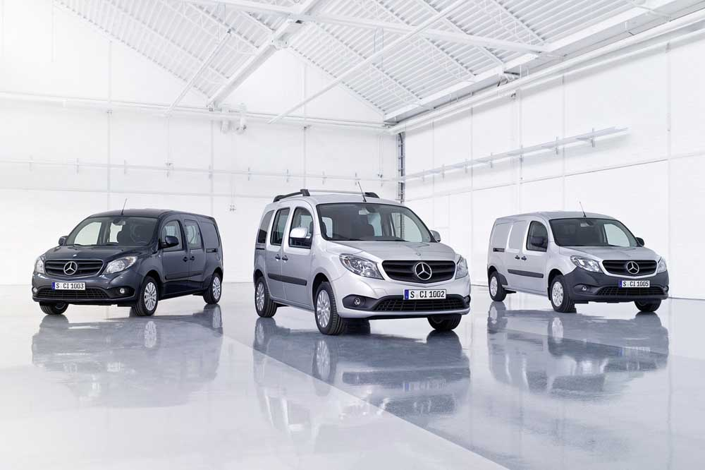 Photo of Mercedes-Benz Citan [new van]
