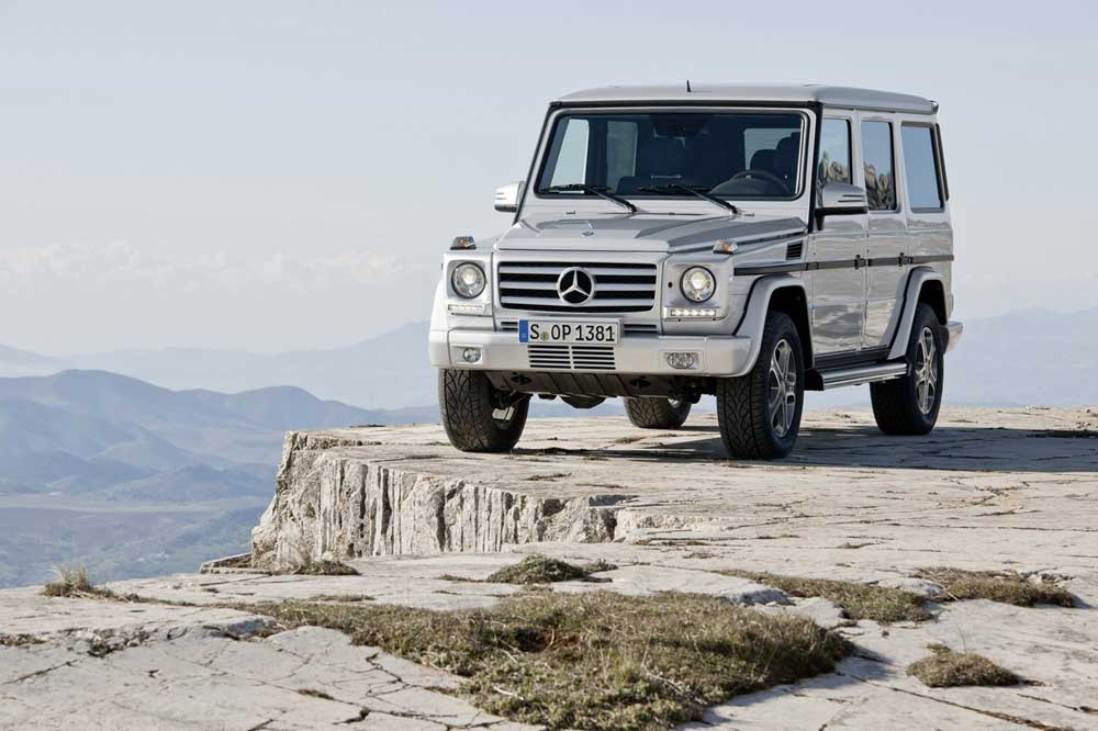 Photo of Mercedes-Benz G-Class [new model]