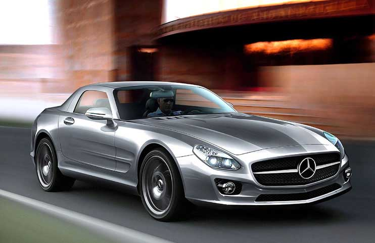 Photo of Mercedes-Benz SLC [future model]