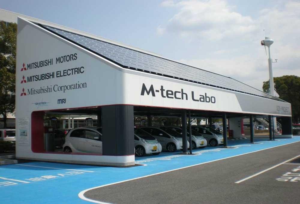 Photo of Mitsubishi, project επίδειξης έξυπνου δικτύου για EV!