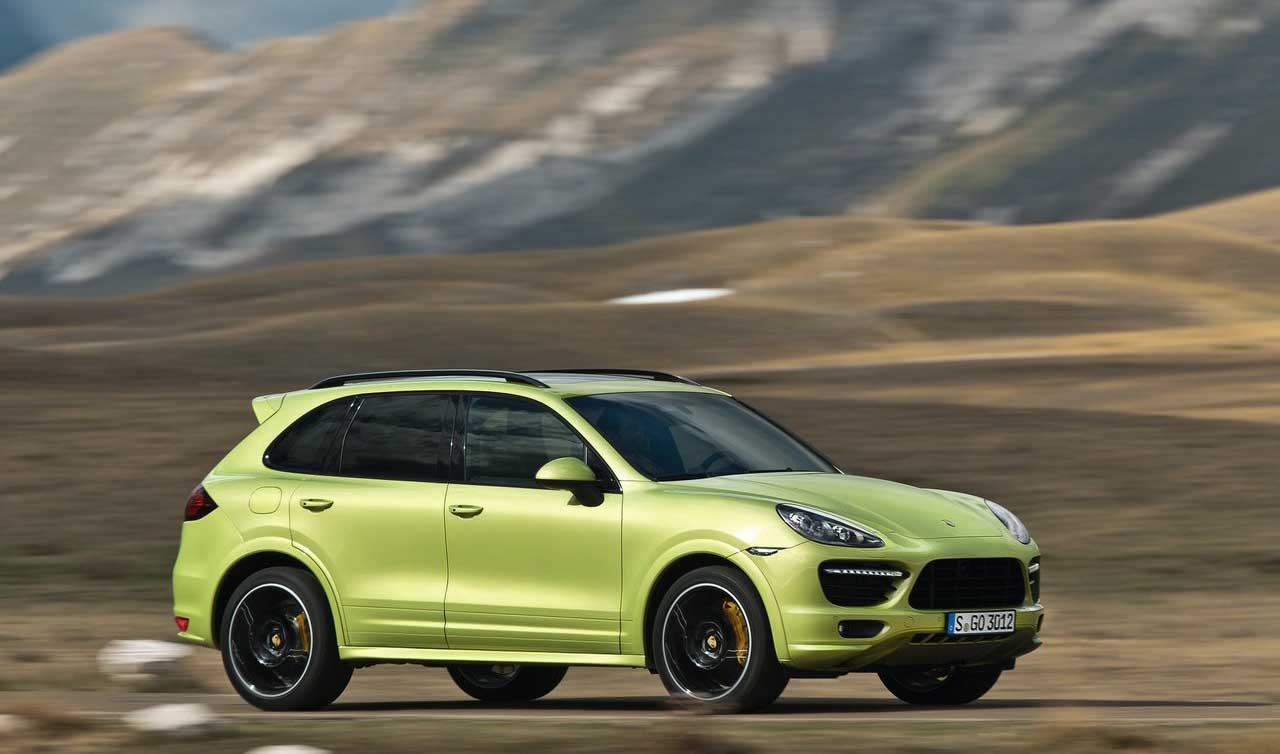 Photo of Porsche Cayenne GTS 2012 [vid]