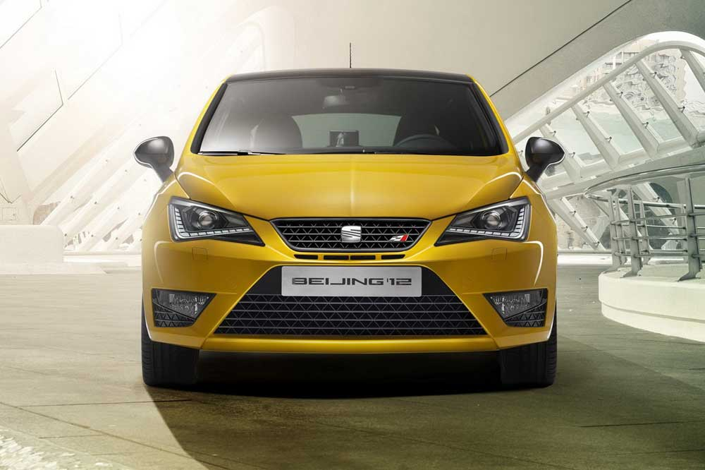 Photo of Seat Ibiza Cupra [facelift]