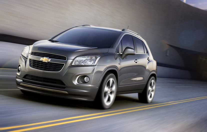 Photo of Chevrolet Trax [new model]