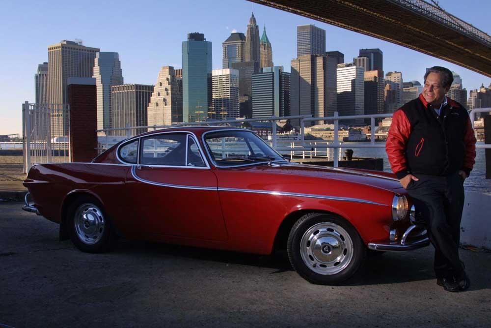 Photo of Ιρβ Γκόρντον, 3 εκατομμύρια μίλια με το ίδιο Volvo!