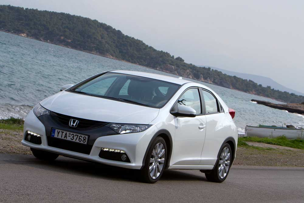 Photo of Honda Civic 1.4 i-VTEC [test drive]