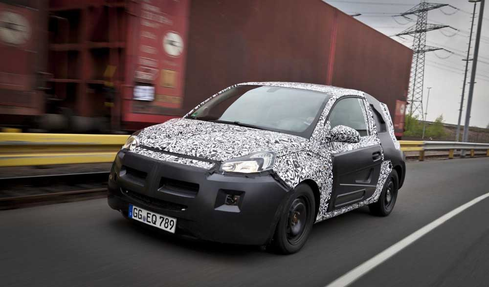 Photo of Adam, το νέο μικρό της Opel!