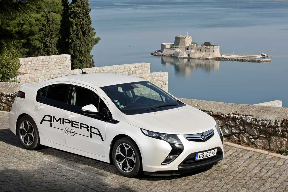 Photo of Opel Ampera [test drive]