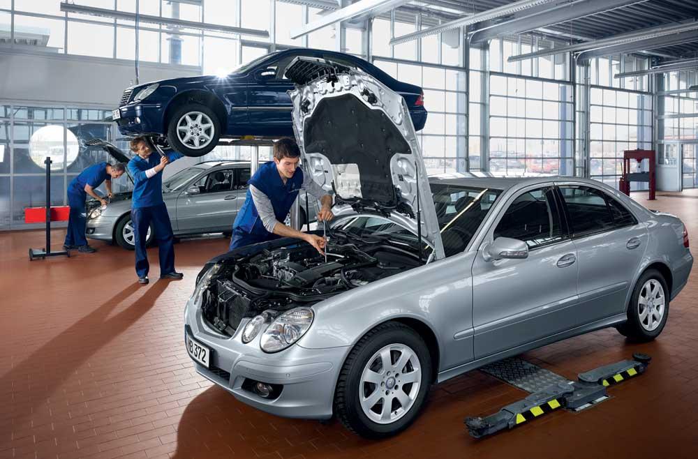 Photo of Mercedes-Benz, συμβόλαια συντήρησης  για επιβατικά οχήματα!