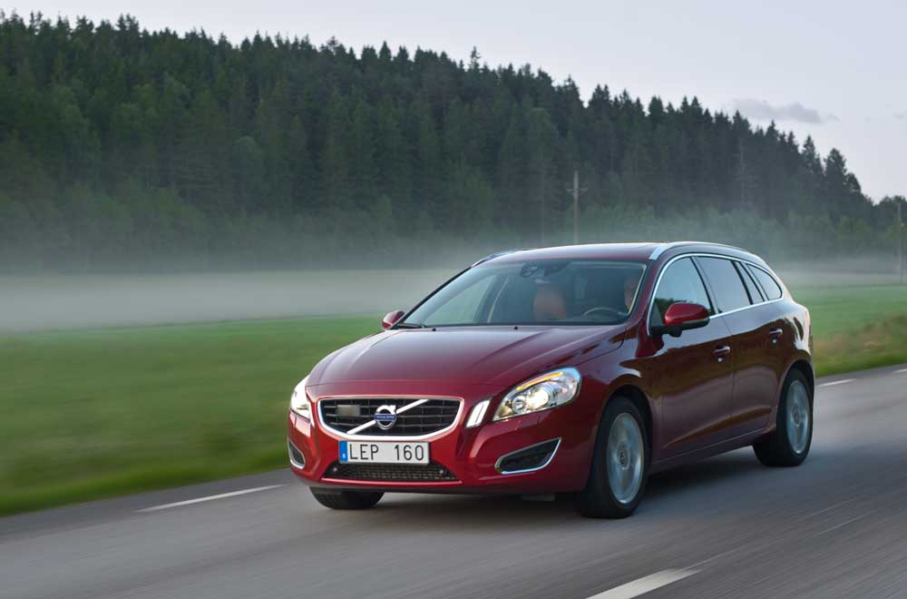 Photo of Volvo V60 1.6 DRIVe [test drive]
